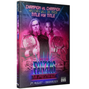 "wXw DVD August 27, 2016 ""Fans Appreciation Night 2016"" - Oberhausen, Germany"