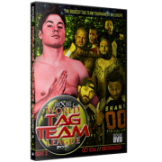 "wXw DVD October 2, 2016 ""World Tag Team League 2016 - Night 3"" - Oberhausen, Germany"