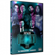 "wXw DVD February 24, 2017 ""Dead End XVI"" - Hamburg, Germany"