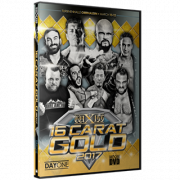 "wXw DVD March 10, 2017 ""16 Carat Gold 2017 - Night 1"" - Oberhausen, Germany"