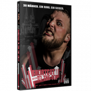 "wXw DVD July 1, 2017 ""Shortcut to the Top"" - Köln, Germany"