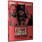 "wXw DVD August 5, 2017 ""Fight Forever Tour Opening"" - Oberhausen, Germany"