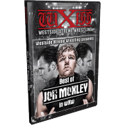 "Jon Moxley DVD ""Best Of Jon Moxley in Europe"""