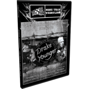 "wXw DVD ""Drake Younger - The Death Match Days"""