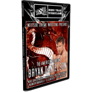 "wXw DVD ""The American Dragon: Bryan Danielson"""