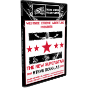 "wXw DVD ""The New Superstar Steve Douglas"""