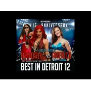 "XICW October 3, 2015 ""Best in Detroit 12"" - Clinton Township, MI (Download)"