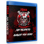 "Zona-23 Blu-ray/DVD August 9, 2020 ""Sin Respeto"" - Parts Unknown, MX"