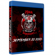 "Zona-23 Blu-ray/DVD September 20, 2020 ""At Your House"" - Parts Unknown, MX"