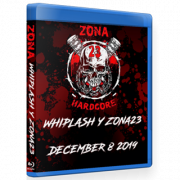 "Zona-23 Blu-ray/DVD December 8, 2019 ""Whiplash"" - Mexico City, MX"